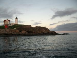 Nubble Light House - Cape Neddick Light Station, USCG - Maine